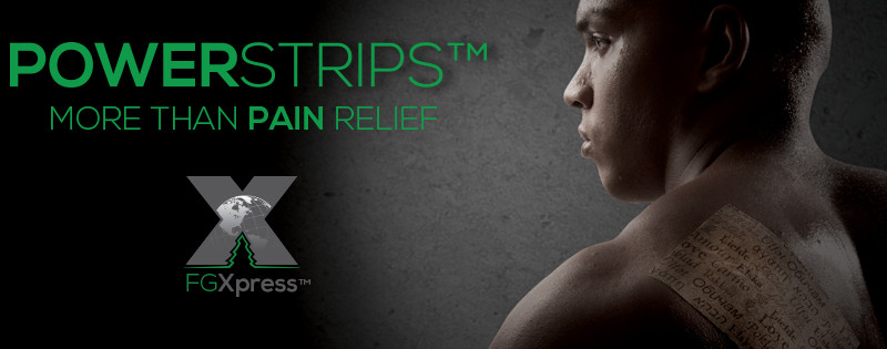 PowerStrips for pain relief