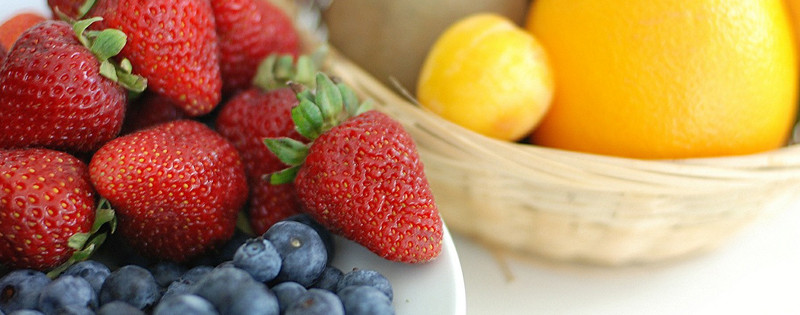 Fruits make a delicious, guilt-free snack